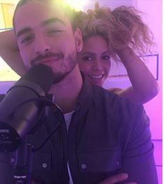 Shakira y Maluma con sorpresa musical