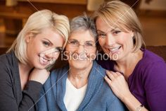 mother daughter grandmother pictures - Google Search