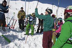Mach auch du bei Conquer the Alps einen Lawinensicherheitskurs, es wird spannend. Innsbruck, Hip Hop, Challenge, Alps, Euro, Skiing, Hiphop