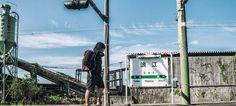 Dentro de la zona de exclusión de Fukushima, donde no ha estado nadie en 5 años
