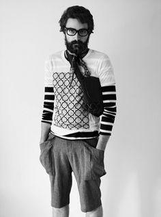 Frederick Coleman, Merry's hipster dad.