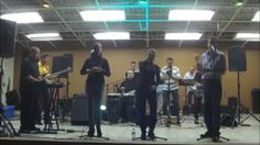 Rockstone Ministries Noche Gospel Son DC Poblado San Antonio Aguadilla March 2015