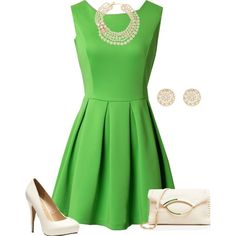 St Patty Party - Polyvore