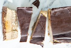 Got a craving for something sweet? Try this nutritious and oh so delicious Paleo Salted Caramel Slice.