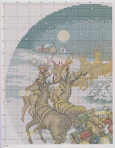 Feliz Natal chart 1 of 2