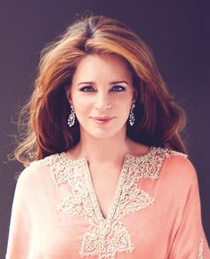 Elizabeth Najeeb Halaby (b. 1951). She is a daughter of Najeeb Halaby and his 1st wife, Doris Carlquist. She was Queen Noor of Jordan (1978-1999) as the wife of King Hussein. Her children are The Princes Hamzah and Hashim, and The Princesses Iman and Raiyah.