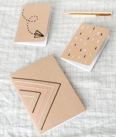 Diy embroidered notebook - Super Fun Back To School DIY Ideas & Hacks – Diy embroidered notebook Diy Notebook Cover For School, Notebook Diy, School Book Covers, Vintage Notebook, Handmade Notebook, Handmade Journals, Diy Decorate Notebook, Stationary Notebook, Diary Cover Design