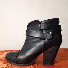 Beautiful Rag & Bone Harrow Boots Fit Sz 9/ Sz 8.5