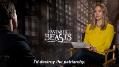 my aesthetic: ezra miller saying that if he had a wand, he would use his power to destroy the patriarchy.