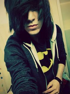 Can you be my Batman?<3