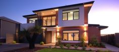 The Clontarf by Sovereign Building Company Building Companies, Display Homes, Concept Home, Western Australia, Home Builders, Perth, Custom Homes, Interior Architecture, Mansions