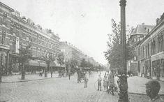 Foto's, verhalen en dus ook wat over de geschiedenis van Kralingen lusthofstraat