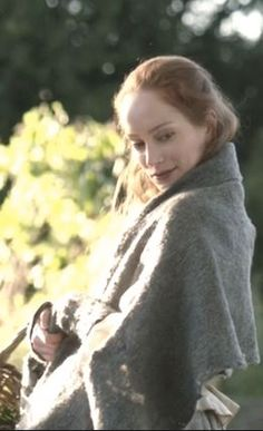 """Outlander, Geillis Duncan, """"They say I'm a witch...."""""""