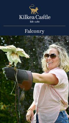 You are in for a unique and memorable experience, as you partake in the noble and ancient sport of Falconry. Amidst the backdrop of the historical Kilkea Castle, experience the majesty of Falcons, Owls and Hawks.