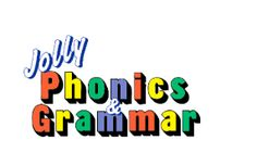 Jolly Phonics and Grammar is a programme that takes children beyond phonics and integrates spelling, grammar and punctuation. Synthetic Phonics, Multi Sensory, Grammar And Punctuation, Jolly Phonics, Letter Formation, Phonics Activities, Learning Letters, Phonemic Awareness, Letter Sounds