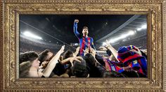 The story behind the now iconic FC Barcelona photo - FC Barcelona