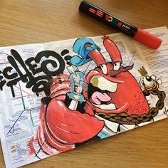 skush-uk:Cheo   'SpongeBob Init' SeriesMore Cheo