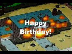 Family Guy Happy Birthday