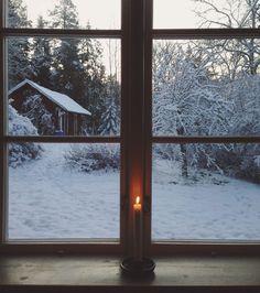 🎄 Christmas And Winter Feelings ❄️ Night Window, Window View, Spiritual Photos, Spiritual Growth, Ghost House, Lantern Post, Garden Animals, Winter's Tale, Through The Window