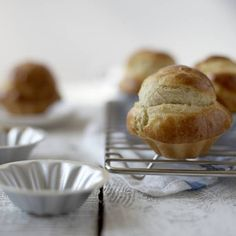 Cynthia Barcomi Kitchenware :: Individuelle Briocheförmchen