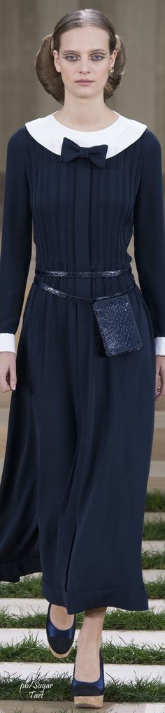 ♡CHANEL Haute Couture   L'héritage de Coco Chanel #espritdegabrielle Spring-Summer 2016