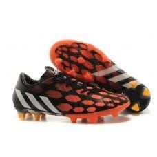 best sneakers cfb0d 7acc5 Adidas Predator Instinct FG Orange Black White Football Boots White  Football Boots, Cheap Football Boots