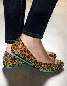 It's always Leopard season. See how Tieks Girls style Leopard.