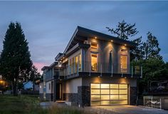 Custom Homes South Surrey | Peace Arch Prospect My House Design/Build