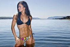 """Good Morning -- Fitness Inspiration from Tawanna """"Abs"""" Bateman -- click on the enlargement to get your body fat down fast! :-)"""