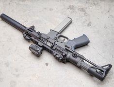 Salient Arms, Ar 15 Builds, Ar Build, Ar Pistol, Battle Rifle, Military Guns, Cool Guns, Assault Rifle, Pew Pew