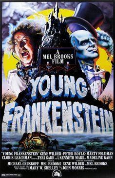 Young Frankenstein (1974) - IMDb One of my all time favorite movies. Best Mel Brooks film in my opinion.
