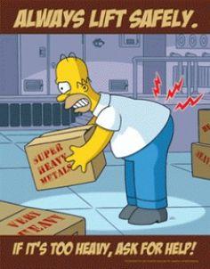Simpson safety