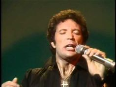 Tom Jones - I (Who Have Nothing) (1981)