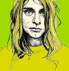 Kurt Cobain :) #kurtcobain #nirvana