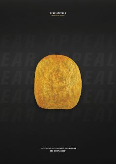 Hidden Persuasion Icon. Fear Appeals - Pringles Hot & Spicy