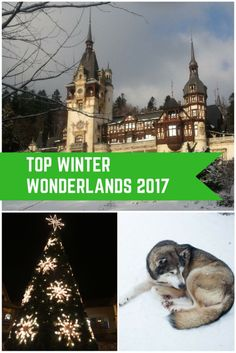 We've collaborated with ten other amazing travel bloggers to bring you the top winter wonderlands to explore in 2017 (or if you're really fast, you can even catch the last month of 2016) :D Hope you enjoy and add to our list in the comments!  #winter #tra
