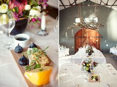 Caleb and Jess Wedding styled by Gather