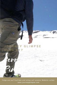Schnee im Frühling? Das gibt es auch in Chile. Wir gehen im Vlog Nummer 17 zum Cerro El Pintor. Lonely Planet, Chile, Journey, Santiago, Continents, Chili