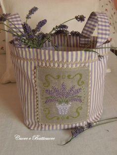 bouquet de lavandes