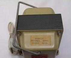 El transformador Anda que no le habremos dado uso al de casa? Todo el día viendo que potencia tenia el aparato para ponerlo o no. 125 o 220 w????