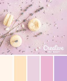 So Beautiful Color Scheme Summer Color Palettes, Color Schemes Colour Palettes, Pastel Colour Palette, Colour Pallette, Color Palate, Pastel Colors, Color Combos, Purple Color Schemes, Deco Pastel