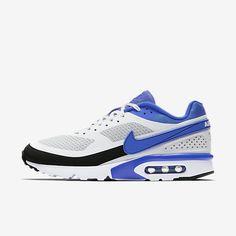 283440fb653c Chaussure Nike Air Max Bw Pas Cher Femme et Homme Ultra Se Platine Pur Noir  Bleu