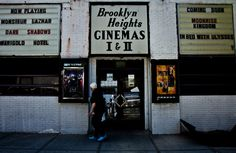 Movie Theater in Brooklyn #BrooklynHeights