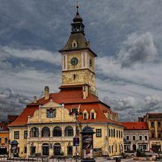 Council House da George Nutulescu  Brasov - Romania