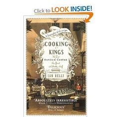 {Cooking for Kings, Ian Kelly.} Not so much a biography of Antonin Carême but of his fascinating career as a chef and pâtissier for the rulers of Europe (including Napoleon and the Prince Regent, later George IV). I love how many full or double page pictures are scattered through the book. Includes some of his recipe but I've never tried one.