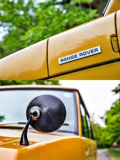 1971 Land Rover Range Rover 3.5 V8 2 Door