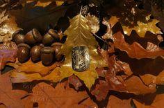 Thurisaz  Rune Amulet Pendant Handmade Brass Wicca Pagan Viking Druid