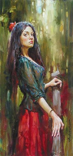 THE WAIT, BY ANDREW ATROSHENKO