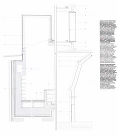 bruno fioretti marquez / civic library . schweinfurt Master, Floor Plans, Tecnologia, Architecture, Floor Plan Drawing, House Floor Plans
