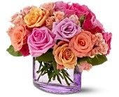 Teleflora's Rose Harmony in Grand Rapids MI, Eastern Floral